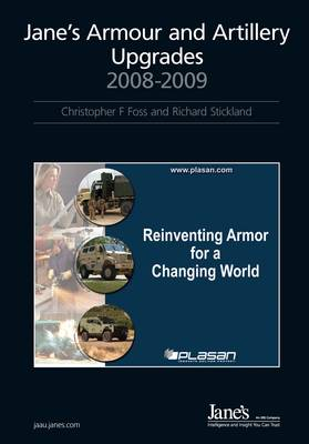 Jane's Armour and Artillery Upgrades 2008/2009 (Hardback)