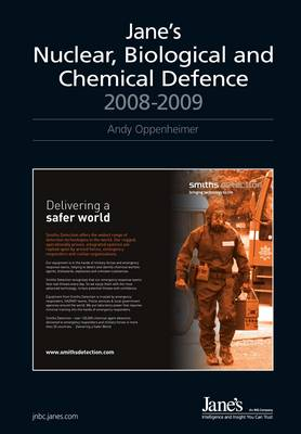 Jane's Nuclear, Biological and Chemical Defence Systems, 2008/2009 2008/2009 (Hardback)