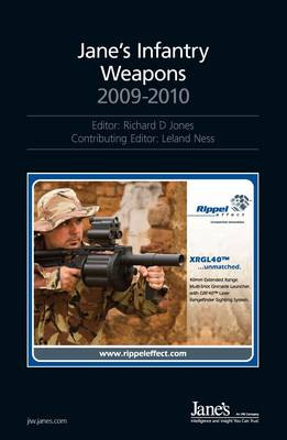 Jane's Infantry Weapons, 2009-2010 2009/2010 (Hardback)