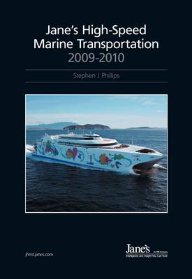 Jane's High-speed Marine Transportation, 2009-2010 2009/2010 (Hardback)