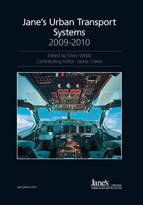 Jane's Urban Transport Systems, 2009-2010 2009/2010 (Hardback)