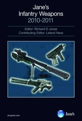 Jane's Infantry Weapons 2010/2011 (Hardback)