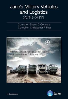 Jane's Military Vehicles and Logistics 2010-2011 2010/2011 (Hardback)