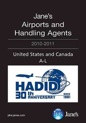 Jane's Airports and Handling Agents 2010/2011: United States and Canada (Paperback)