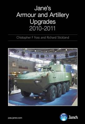 Jane's Armour and Artillery Upgrades, 2010-2011 2010/2011 (Hardback)