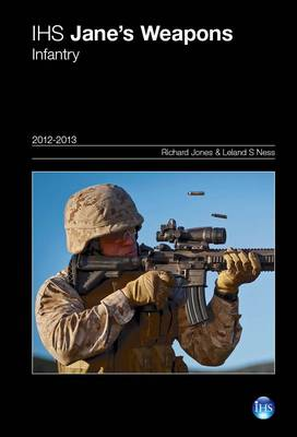 Jane's Weapons: Infantry 2012/2013 (Hardback)