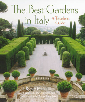 The Best Gardens in Italy: A Traveller's Guide (Paperback)