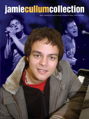 The Jamie Cullum Collection for Piano, Voice and Guitar (Paperback)