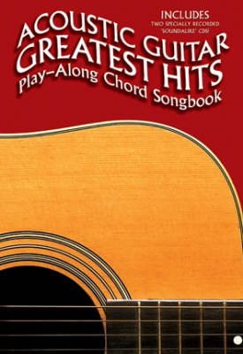 Acoustic Guitar Greatest Hits Playalong Chord Songbook (Paperback)