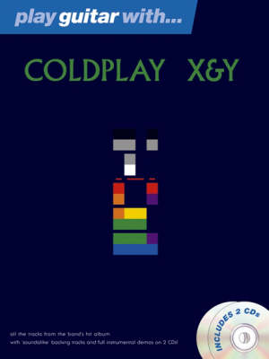 "Play Guitar with ""Coldplay"": ""X&Y"" - Play Guitar with... (Paperback)"
