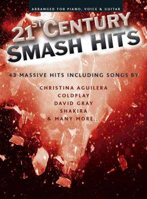 21st Century Smash Hits - Red Book (Paperback)