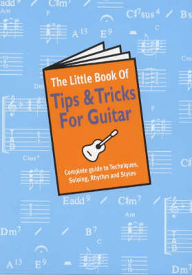 The Little Book of Tips and Tricks for Guitar (Paperback)