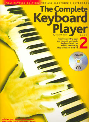 Complete Keyboard Player: Book 2: Teach Yourself to Play Any Make of Electronic Keyboard with the World's Bestselling Easy-to-follow Method (Paperback)