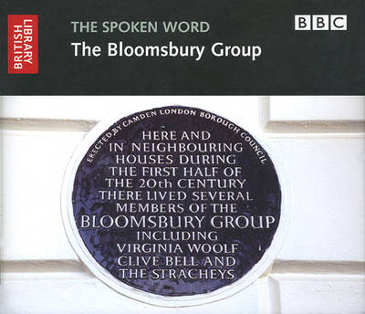 The Bloomsbury Group - The spoken Word (CD-Audio)