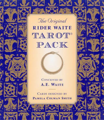 The Original Rider Waite Tarot Pack (Paperback)