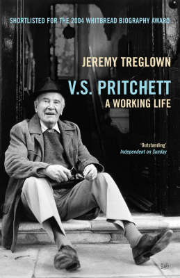 V.S. Pritchett: A Working Life (Paperback)