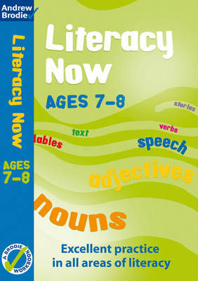 Literacy Now for Ages 7-8: Workbook - Literacy Now (Paperback)