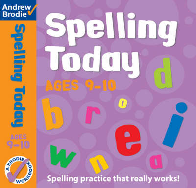 Spelling Today for Ages 9-10 - Spelling Today (Paperback)