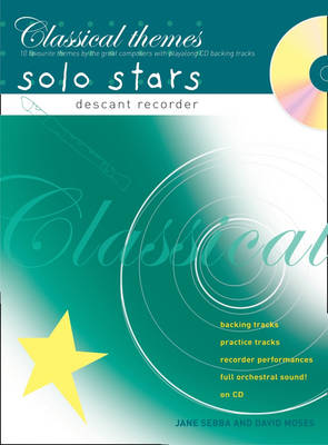 Recorder Magic: Recorder Magic Classical Themes Solo Stars - Recorder Magic (Mixed media product)