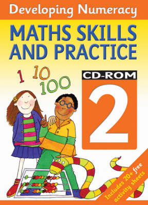 Developing Numeracy: Maths Skills - Year 2 - Developings (CD-ROM)