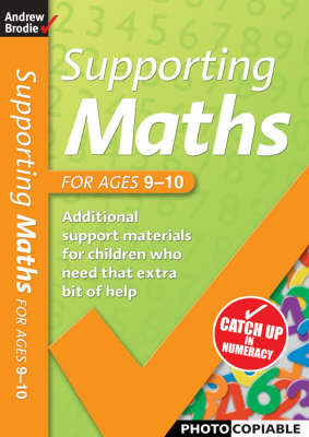 Supporting Maths for Ages 9-10 - Supporting Maths (Paperback)