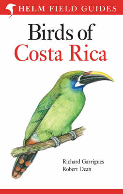 Birds of Costa Rica - Helm Field Guides (Paperback)