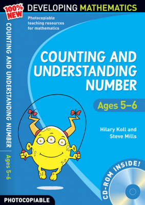 Counting and Understanding Number - Ages 5-6: Year 1: 100% New Developing Mathematics - 100% New Developing Mathematics (Mixed media product)