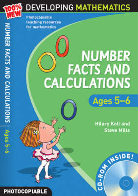 Number Facts and Calculations: For Ages 5-6 - 100% New Developing Mathematics (Mixed media product)