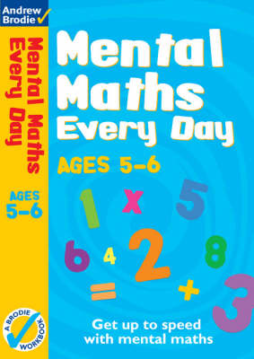 Mental Maths Every Day 5-6 - Mental Maths Every Day (Paperback)