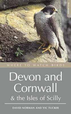 Where to Watch Birds in Devon and Cornwall: Including the Isles of Scilly and Lundy - Where to Watch Birds (Paperback)
