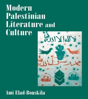 Modern Palestinian Literature and Culture (Paperback)