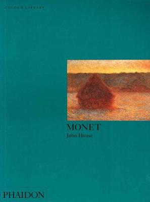 Monet - Colour Library (Paperback)