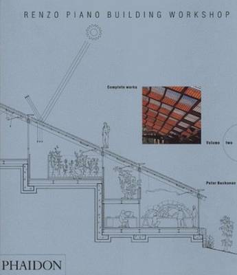 Renzo Piano Building Workshop: Volume 2: Complete Works (Paperback)