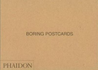 Boring Postcards USA (Paperback)