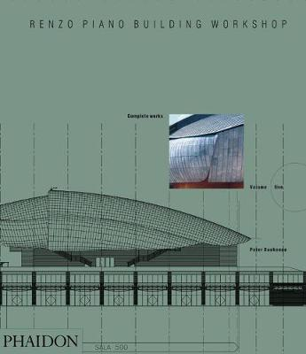 Renzo Piano Building Workshop: Volume 5: Complete Works (Hardback)