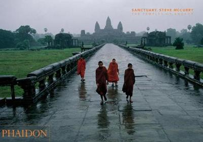 Steve McCurry, Sanctuary: The Temples of Angkor (Paperback)