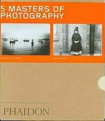 5 Masters of Photography: Atget, Brady, Le Gray, Chambi, Riis (Paperback)