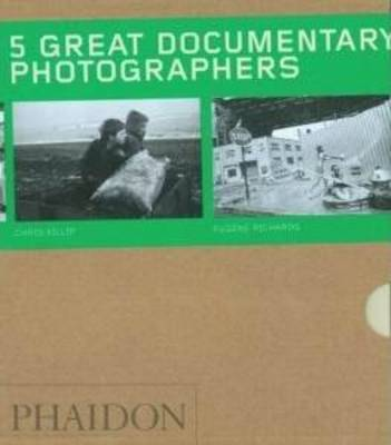 5 Great Documentary Photographers: Bischof, Chambi, Goldblatt, Killip, Richards (Paperback)