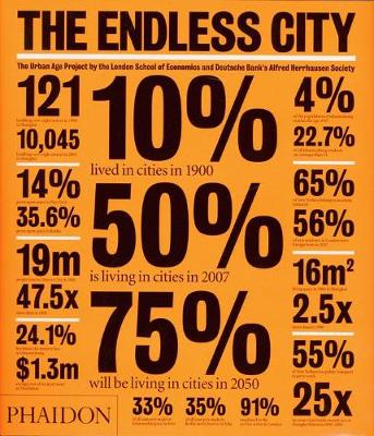 The Endless City: The Urban Age Project by the London School of Economics and Deutsche Bank's Alfred Herrhausen Sociey (Paperback)