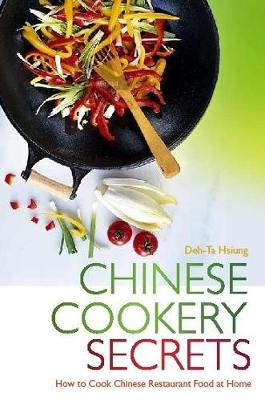 Chinese Cookery Secrets (Paperback)