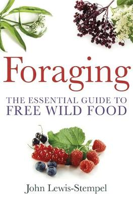 Foraging: The Essential Guide to Free Wild Food (Paperback)
