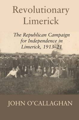 Revolutionary Limerick: The Republican Campaign for Independence in Limerick 1913-1921 (Hardback)