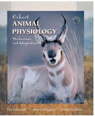 Eckert's Animal Physiology (Hardback)