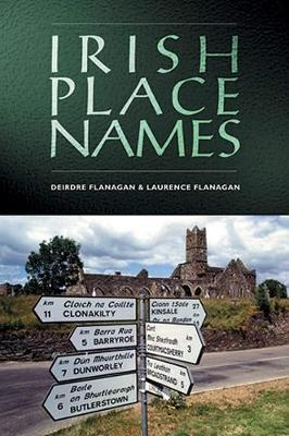 Irish Place Names (Paperback)