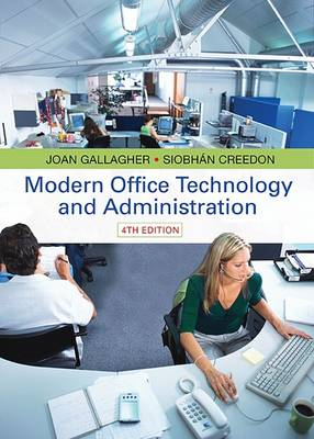 Modern Office Technology and Administration (Paperback)