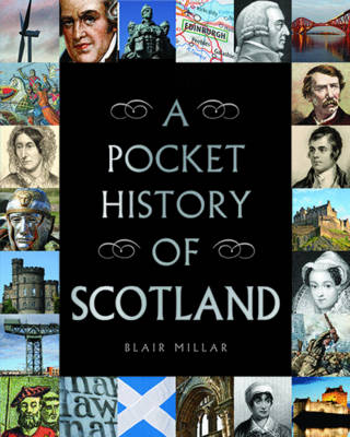 A Pocket History of Scotland (Hardback)