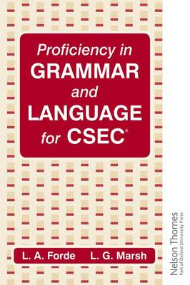Proficiency in Grammar and Language for CSEC (Paperback)
