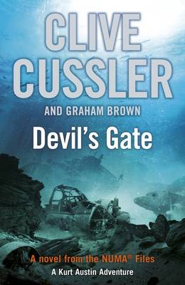 Devil's Gate - NUMA Files #9 (Hardback)