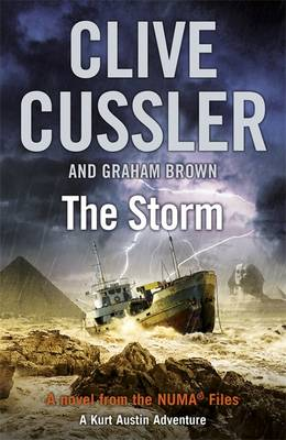The Storm: NUMA Files #10 (Hardback)