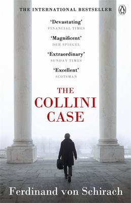 The Collini Case (Paperback)